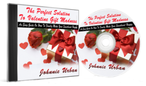 The Perfect Solution To Valentines Gift Madness CD Cover