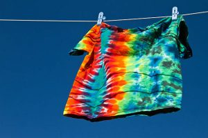 Tye Dyed shirt